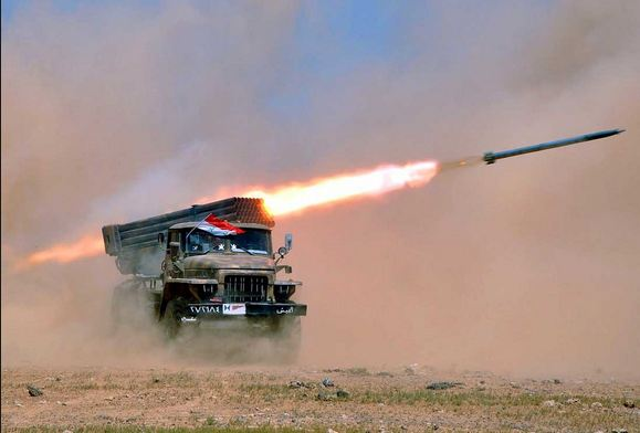 Photo of Syrian Army Escalate Operations against ISIL,Nusra in Damascus, Homs
