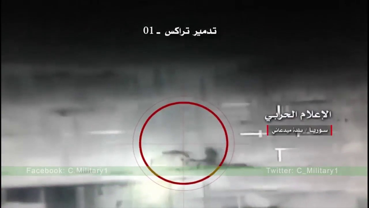Photo of Video- Syrian Army ambushes Jaish Al-Islam in East Ghouta