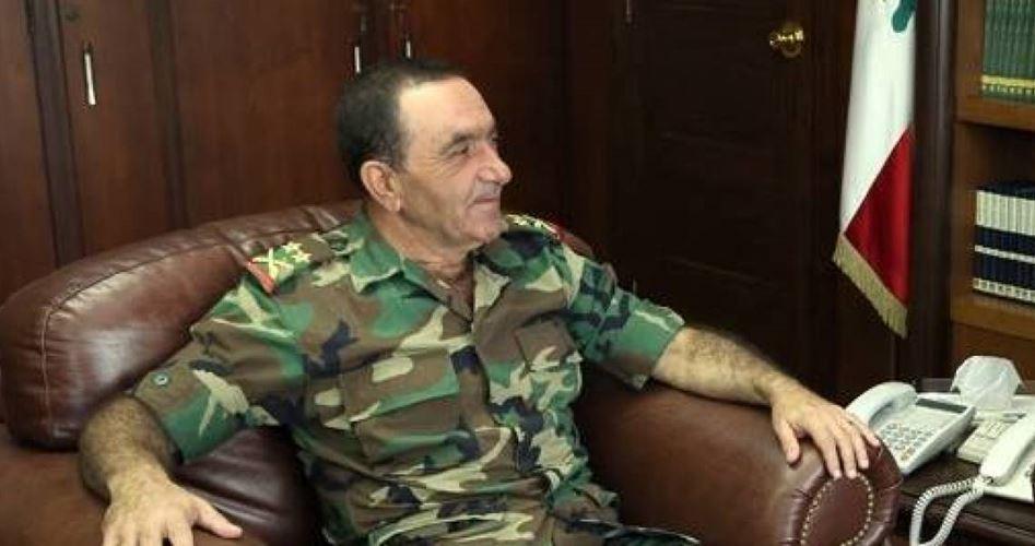 Photo of Hamas delegation meets Lebanese Army Chief