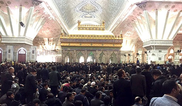 Photo of PHOTOS: Prominent Revolution Figure Hashemi Rafsanjani's Body Laid to Rest at Imam Khomeini Shrine, Next to Imam Khomeini in Southern Tehran