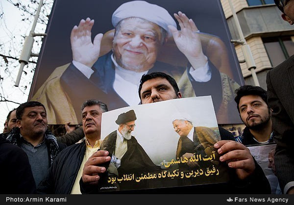 Photo of Photos- Iranians Hold Funeral Ceremony for Ayatollah Rafsanjani