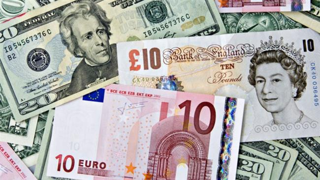 Photo of Pound fell against 56 world currencies in 2016