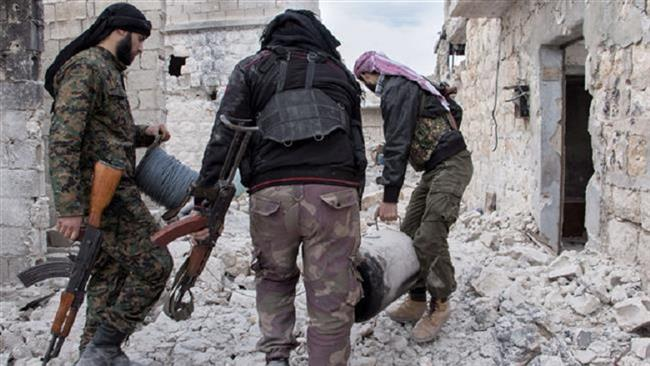 Photo of Some 200 terrorists lay down weapons, join Syrian army