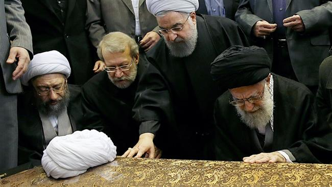 Photo of VIDEO: Iranians hold funeral ceremony for ex-president Ayatollah Rafsanjani