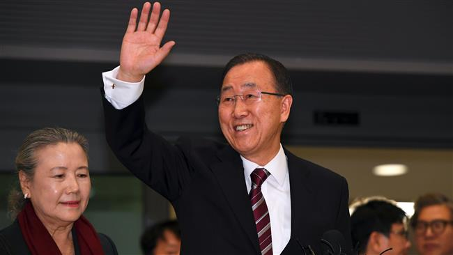 Photo of Ex-UN chief Ban Ki-moon apologizes after brother's bribery indictment