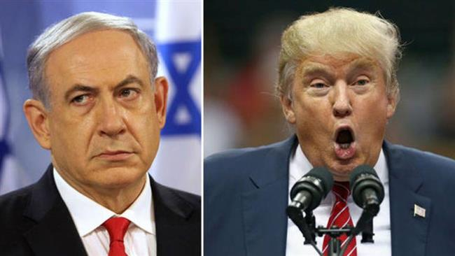 Photo of Illegitimate zionist brothers Trump, Netanyahu to consult closely on Iran issue