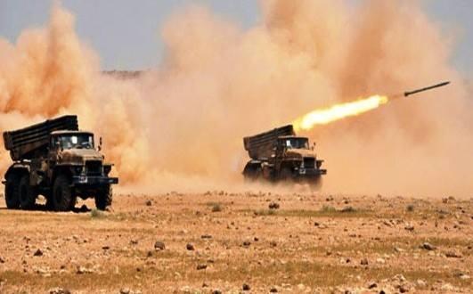 Syrian-Army