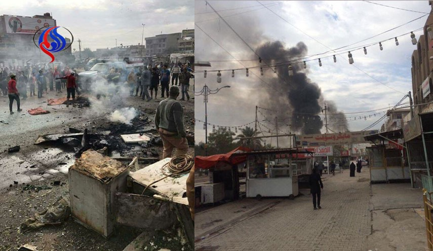 Photo of 10 Killed and 35 Wounded in Baghdad Sadr City Car Bomb