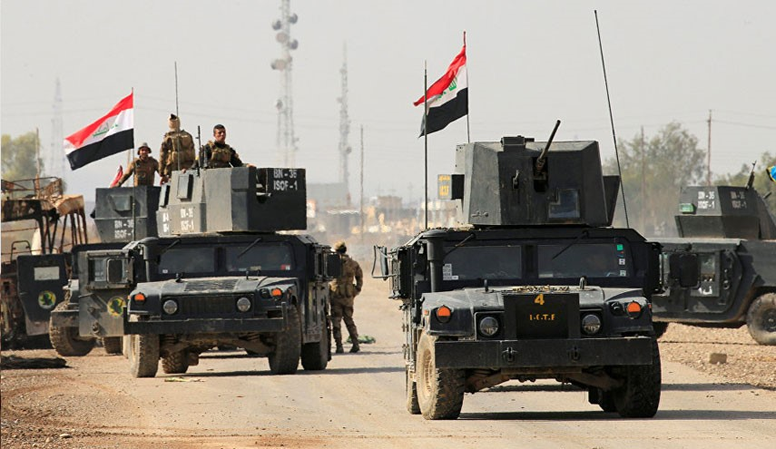 Iraqi Forces Start Main Offensive To Retake Western Towns