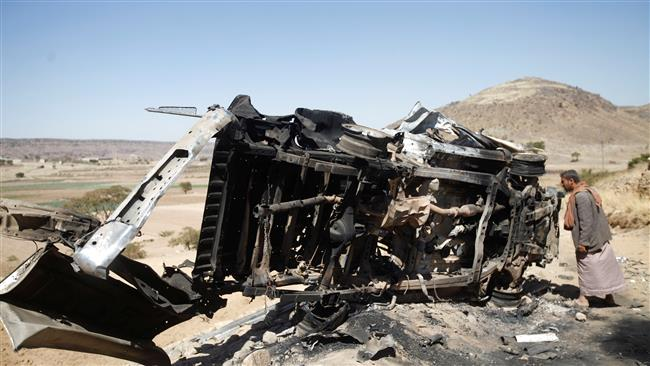 Photo of Inhuman zionist Saudi regime's airstrike kills 14 civilians in Yemen amid world's silence