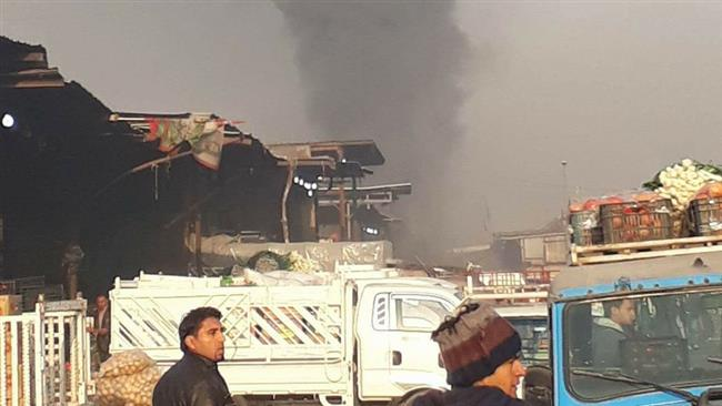 Photo of Another car bombing hits Baghdad's Sadr City