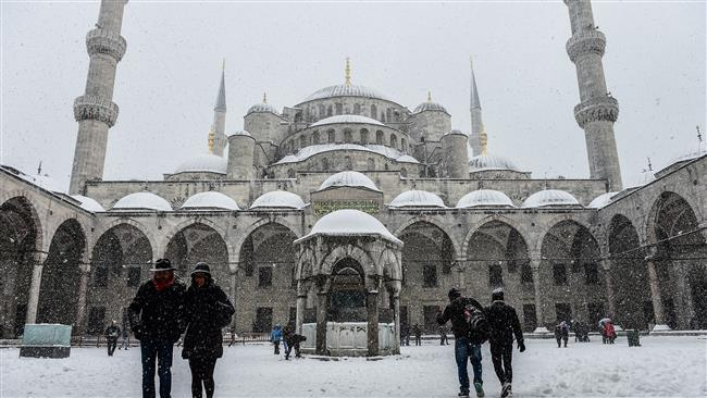 Photo of Turkey's tourism industry has suffered sharp decline, figures show
