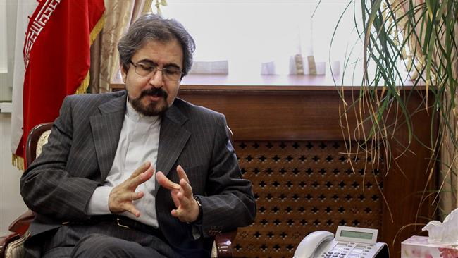 Photo of Iran rejects shameless UK official's remarks on HR record