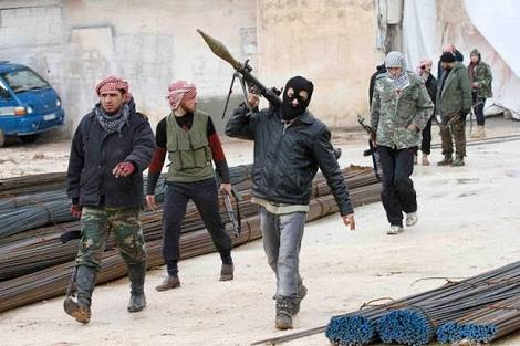 Photo of 12 Armed Factions in Syria Freeze Peace Talks