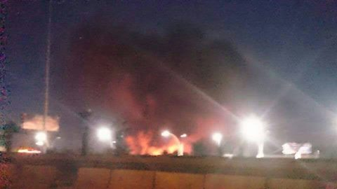 Photo of Syrian Army Warns Zionist Entity after Israeli Strikes Hit Mazzeh Airport