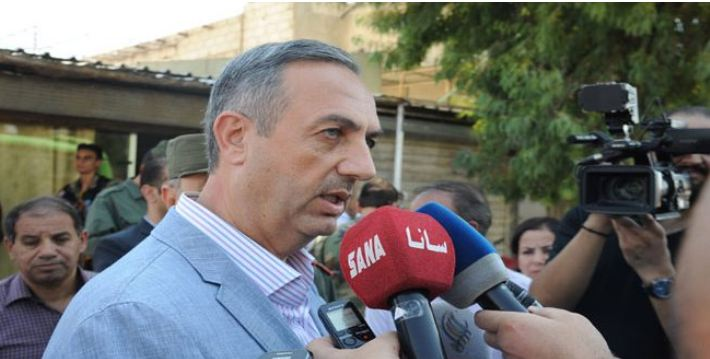 Photo of Damascus Countryside Governor: Preliminary Agreement Reached with Armed Groups' Leaders to Exit Wadi Barada Area