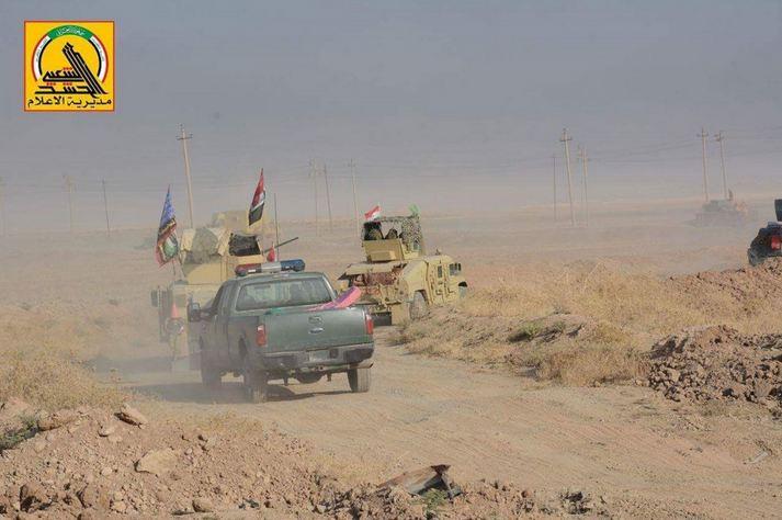 Photo of Iraqi Troops Advance in Eastern Mosul amid Fierce Clashes