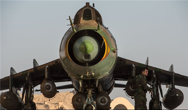 Photo of 31 Terrorists Killed in Syrian Fighter Jets' Airstrikes in Aleppo