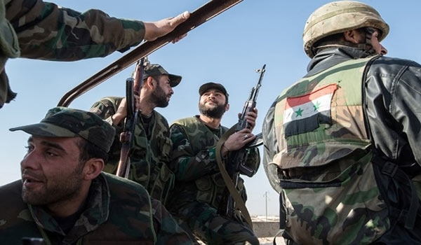 Photo of Syrian Armed Forces Intensify Attacks on ISIL Positons in Deir Ezzur
