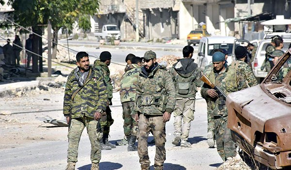 Photo of Syrian Army Starts Operations in Eastern Damascus after Terrorists Reject Peace Agreement
