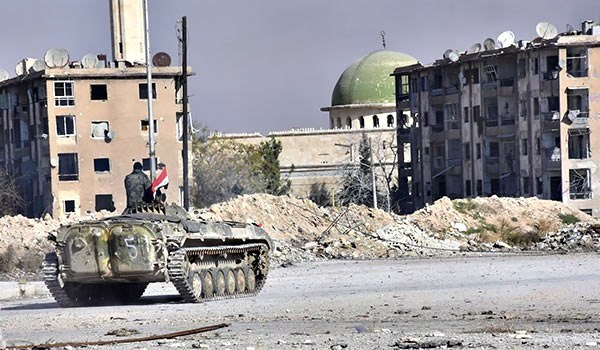 Photo of Syria in Last 24 Hours: Terrorists Sustain Heavy Losses in Army Offensive in Aleppo Province