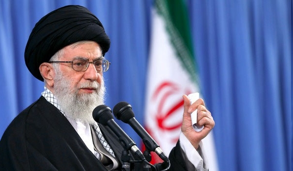Photo of Leader of Islaimic Ummah Sayyed Imam Ali Khamenei Sends Sarcastic Remarks to Donald Trump