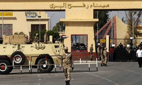 Photo of Zionist Egyptian regime to open Rafah crossing for only 3 days