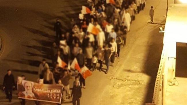 Photo of Bahrainis stage fresh demonstations to show support for Sheikh Isa Qassim