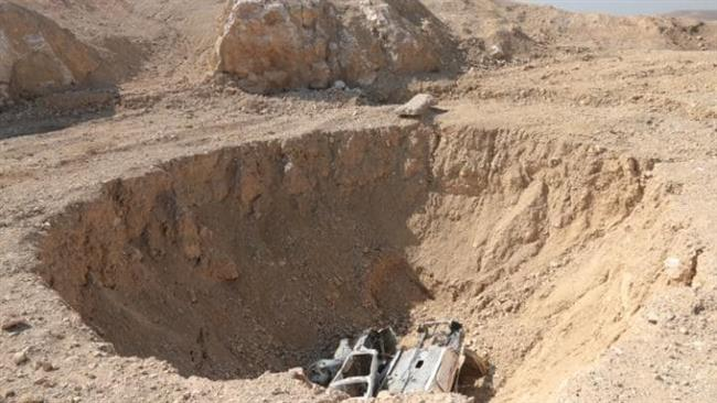Photo of Largest mass grave with bodies of 4,000 people found in Iraq