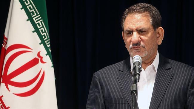 Photo of Trump's travel ban on Muslims illegal, inhumane: Iran first VP
