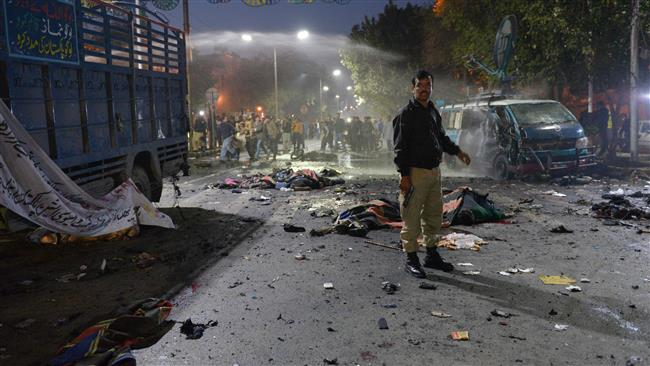 Photo of Iran deplores terrorist attack in Pakistan's Lahore