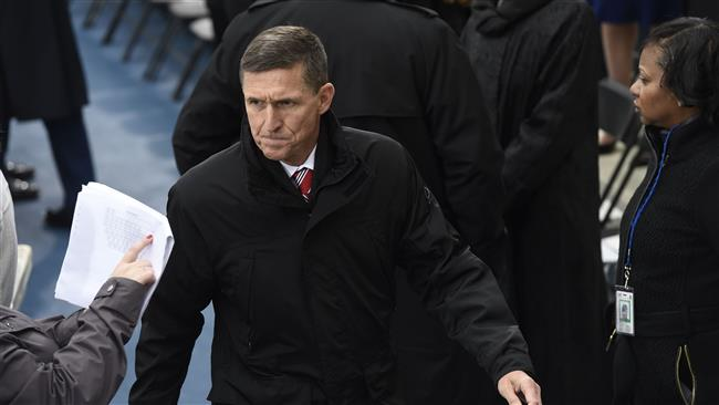 Photo of Great Satan US National Security Adviser Flynn resigns over Russia contacts