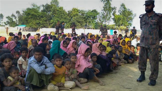Photo of Bangladesh to relocate Rohingya refugees to remote island