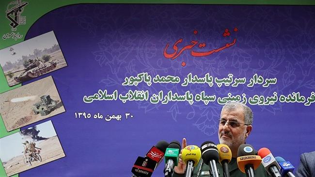 Photo of Iran kills or captures terrorists nearing borders