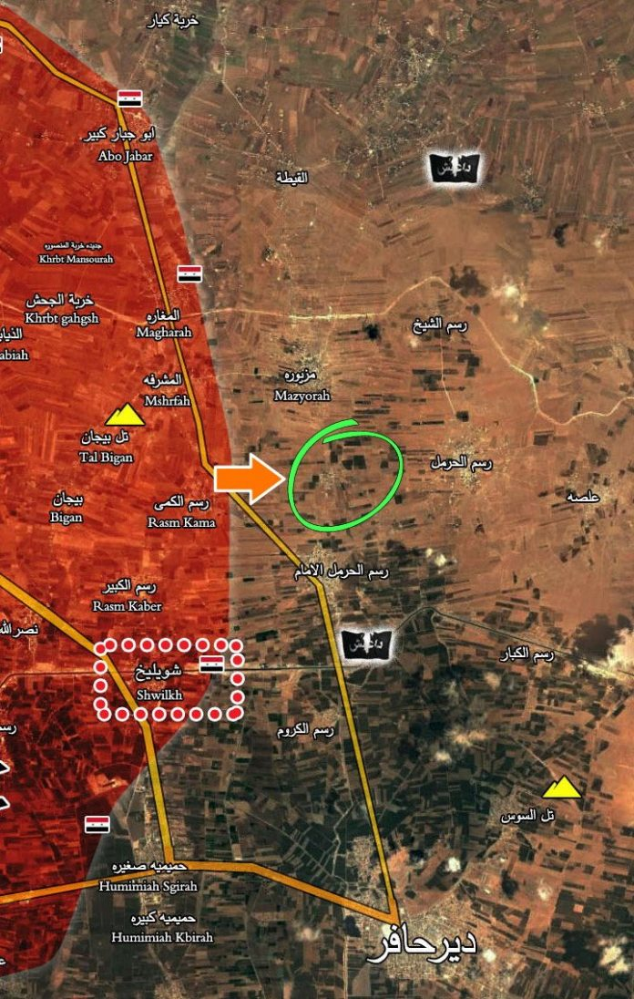 Photo of Syrian Army advances within 5km of ISIL's east Aleppo stronghold