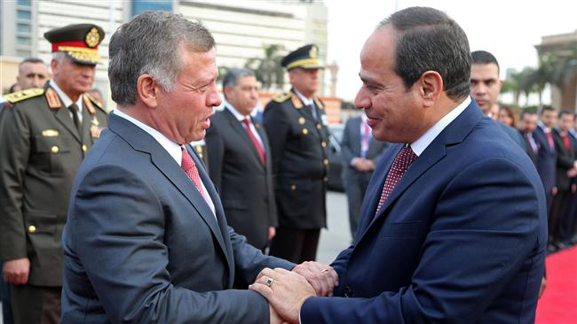 Photo of No concessions on future Palestinian state, Jordan, Egypt continue to support terror state israel