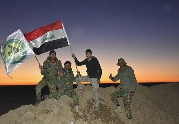 Photo of Hashd Al-Shabi Forces Repel ISIL Attacks on Villages near Tal Afar