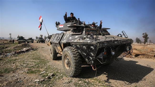 Photo of VIDEO: Iraqi forces gain control of two more neighborhoods in western Mosul