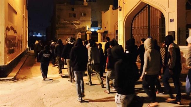 Photo of VIDEO: Protesters clash with regime forces in Bahrain over killing of activist