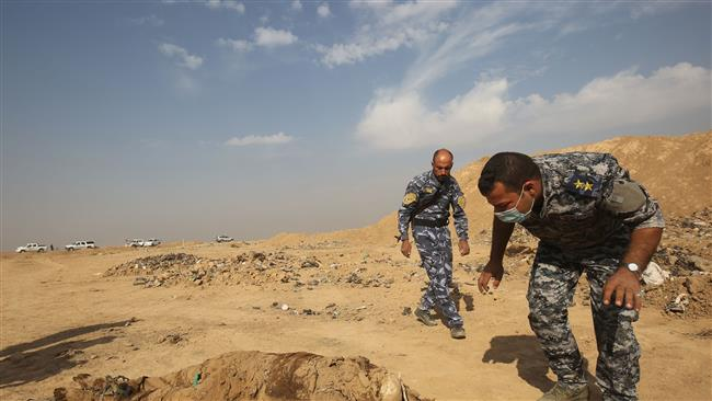 Photo of More mass graves found in Iraq's Anbar