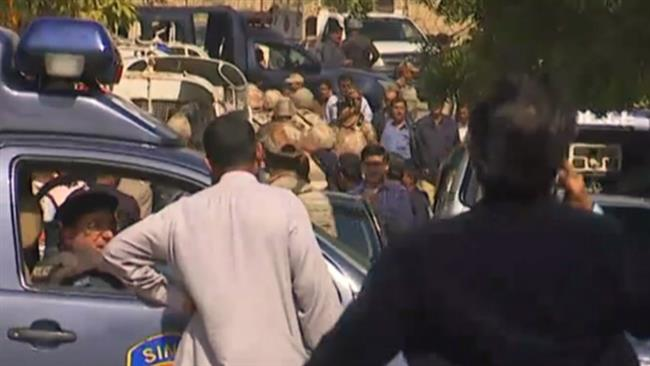 Photo of Afghan consulate official killed in Pakistan