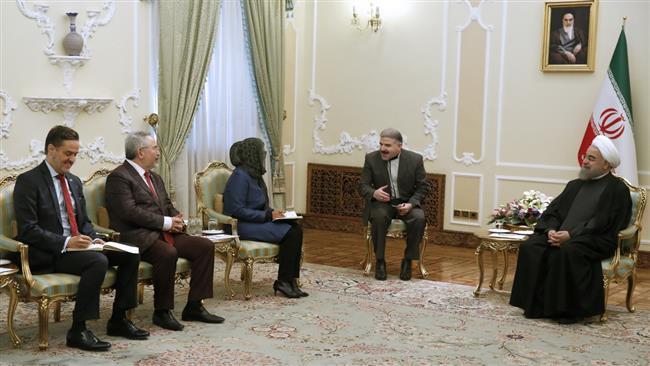 Photo of NAM members must unite against unilateralism: Rouhani