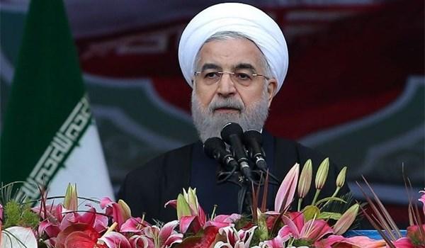 Photo of Rouhani: Iran Standing in Frontline of Fighting Terrorism