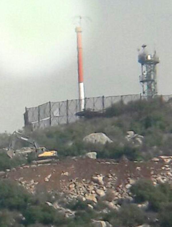 Photo of Israeli Enemy Fortifies Ramta Hilltop Post in Southern Lebanon