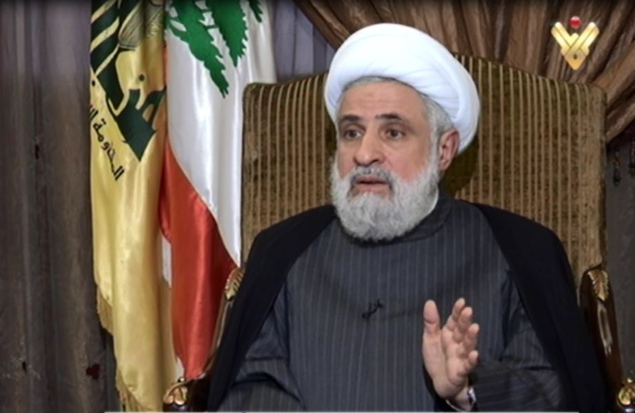 Photo of Sheikh Qassem: Leaders Martyrdom Pushes Hezbollah Forward
