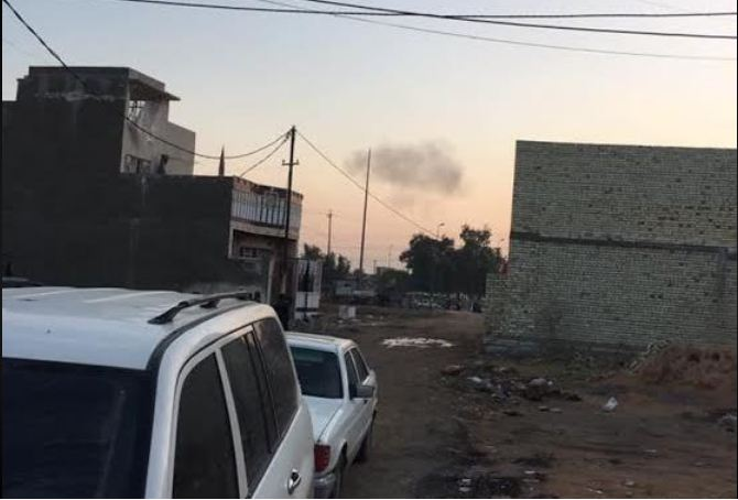 Photo of Terrorist Blast Claims 18 Martyrs in Sadr City in Baghdad