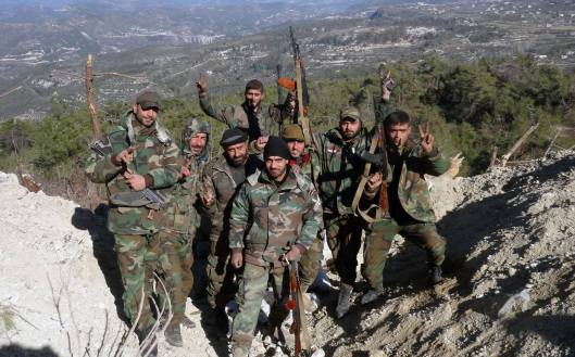 Photo of Video: Syrian Army foil Al-Nusra infiltration attempt, killing 4