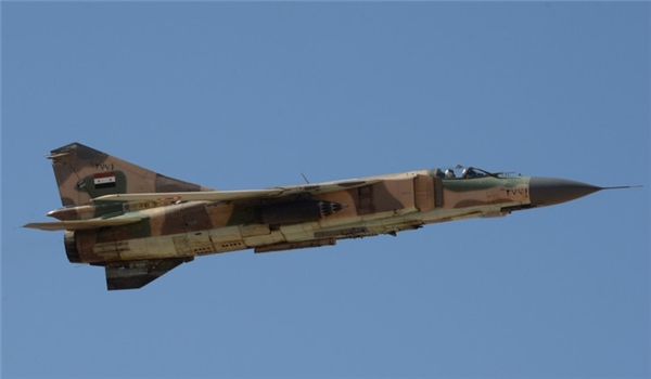 Photo of Syrian Air Force Turns Eastern Damascus into Hell for Terrorists