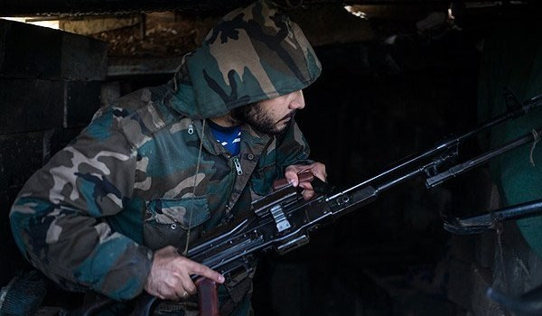 Photo of Syrian Army Advances against Terrorist Groups in Western Outskirts of Aleppo