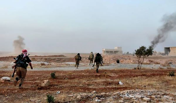 Photo of Majority of ISIL Terrorists Escape from Raqqa City to Eastern Syria